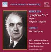Koussevitzky: Sibelius.Grieg