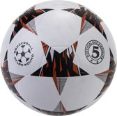 Angel Sports Straatvoetbal - Rubber - Zwart/Wit