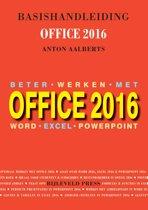 Basishandleiding Beter werken met Office 2016