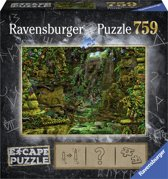 Ravensburger escape room puzzel 2 Temple Ankor Wat - 759 stukjes