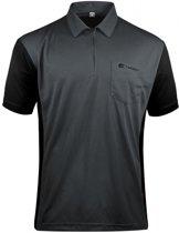 Target CoolPlay 3 Hybrid Dartshirt Grey /  Black  Per stuk 2XL