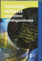 Boek cover Heron-reeks - Toegepaste fasenleer van R. van der Laan (Paperback)