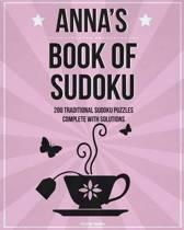 Anna's Book of Sudoku