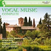 Complete Vocal Music