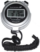 Rucanor Stopwatch 12 Zilver