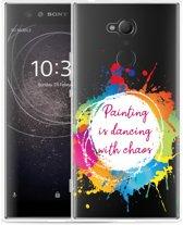 Sony Xperia XA2 Ultra Hoesje Painting