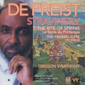 The Rite Of Spring/The Firebird Suite