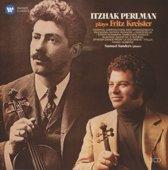 Itzhak Perlman plays Fritz Kreisler