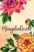 Magdalena: Personalized Journal for Her (Su Diario)