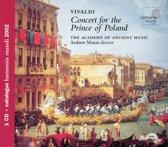 Vivaldi - Concert for the Prince of Poland / Manze, et al