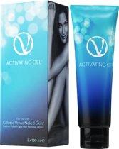 Gillette Activerende V Gel voor Venus Naked Skin lichtontharing - designed by Braun