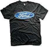 Ford logo t-shirt heren S