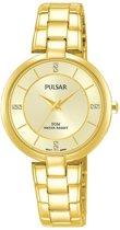 Pulsar PH8316X1 horloge dames - goud - edelstaal doubl�