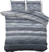 Sleeptime Marcus - Dekbedovertrekset - Lits-Jumeaux - 240x200/220 + 2 kussenslopen 60x70 - Blauw