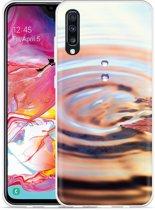 Galaxy A70 Hoesje Ripple