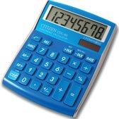 Citizen Allrounder bureaurekenmachine CDC-80 blauw