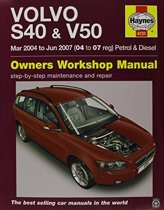 Volvo S40 & V50 Service and Repair Manual