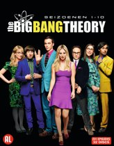 The Big Bang Theory - Seizoen 1 t/m 10