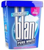 BLAN PURE WHITE BLEEKPOEDER  800 GR (2X400)  (8)