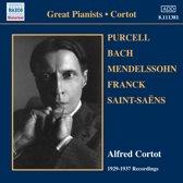 Cortot: 1929-37 Recordings