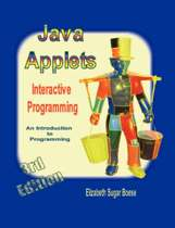 Java Applets 3rd Edition (B&W)