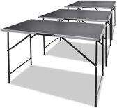 Opklapbare Behangtafel (3 stuks)