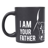 Star Wars Half Moon Bay Mok I Am Your Father / Darth Vader 10 cm