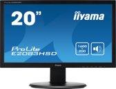 Iiyama ProLite E2083HSD-B1 - Monitor