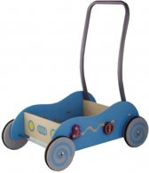 Simply For Kids Babywalker Blauw