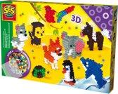 SES Strijkkralen 3D dieren