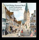 Carl Philipp Emanuel Bach: GroBe Festkantaten