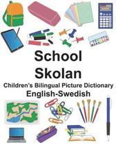 English-Swedish School/Skolan Children's Bilingual Picture Dictionary