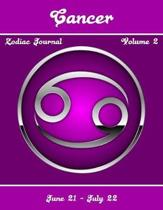 Cancer Zodiac Journal - Volume 2