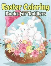 Easter Coloring Books for Toddlers