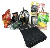 Kerstpakket relatiegeschenk met luxe cadeaus