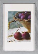 Henzo Deco Fotolijst - Fotomaat 20x30 cm - Grijs