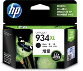 HP 934XL - Inktcartridge / Zwart (C2P23AE)