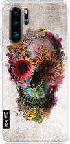 Casetastic Softcover Huawei P30 PRO - Skull 2