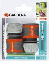 GARDENA set slangstukken 13mm (1/2 inch)
