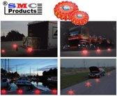 LED WAARSCHUWINGSLAMP. Noodlamp voor auto, motor, boot, caravan. - DD-10378