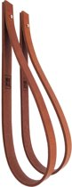 NOOBLU leren ophanglus - SLING 2,5 cm - maat L - cognac (2)