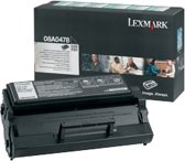 LEXMARK E320, E322 tonercartridge zwart high capacity 6.000 paginas 1-pack return program