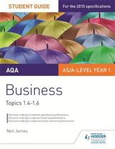 AQA AS/A level Business Student Guide 2