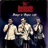 The Baseballs - Strings 'n' Stripes Live (2 cd's)