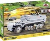 Cobi Small Army WW2 2442 SD.KFZ251 Hanomag