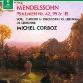 Mendelssohn:Psalms 42,95,115