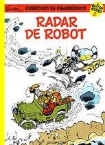 Robbedoes Buiten Reeks: 002 Radar de Robot