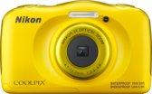Nikon Coolpix W100 - Geel