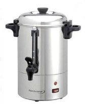 Percolator RVS | Ø230x(H)385mm | 24 Kopjes | 3 Liter