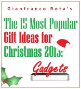 The 15 Most Popular Gift Ideas for Christmas 2013: Gadgets